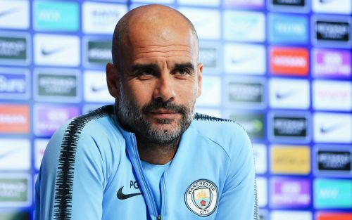 Pep Guardiola does not expect Jadon Sancho to return to Manchester City while he is manager