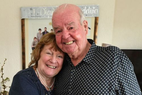West Lothian lovebirds celebrate 60 years of wedded bliss together