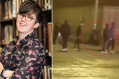 Lyra McKee: Is this the moment gunman fires shot that killed journalist in Derry?