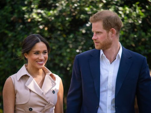 Prince Harry implied that it was his decision to leave the royal family, not Meghan Markle's