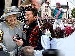 Frankie Dettori tells of triumphs on the track in the first extract from his racy new book
