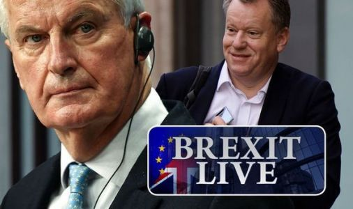 Brexit LIVE: Barnier opens fishing talks TODAY - EU no deal panic as deadline approaches