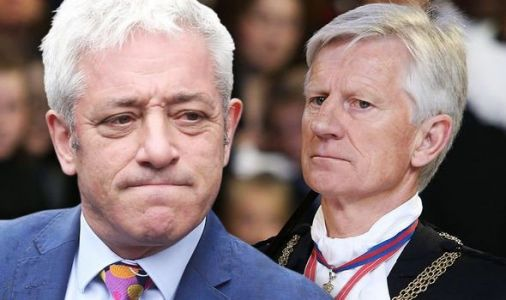 'A bully and a liar!' John Bercow torn apart in ferocious attack by former Black Rod