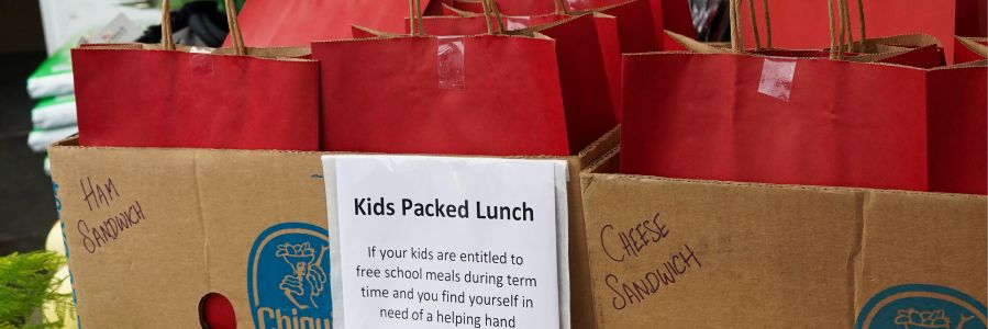 A quarter of parents say there have been times where they struggled to feed their children