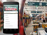 Bunnings has a little-known app to help you find every product in the store without asking for help