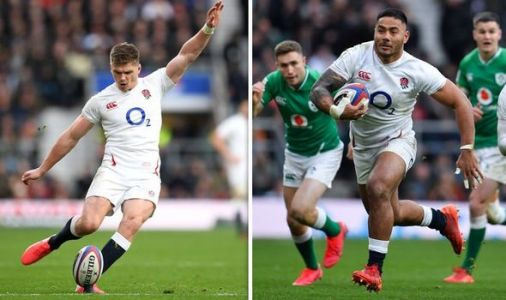 England player ratings vs Ireland: Owen Farrell and Manu Tuilagi star in emphatic victory