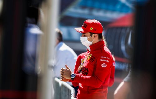 Ferrari 'mood has changed' since Vettel's exit