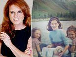Sarah Ferguson shares childhood snap to pay tribute to her mum Susan Barrantes on death anniversary