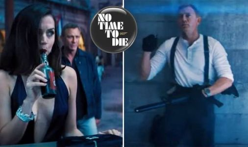 James Bond: NEW No Time To Die trailer from Daniel Craig - Ana de Armas STUNS and more