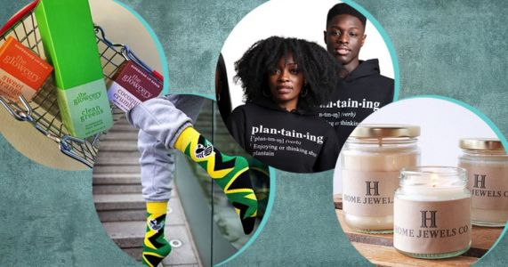 Boxpark Shoreditch is hosting a pop-up showcasing Black-owned haircare, skincare, and clothing brands