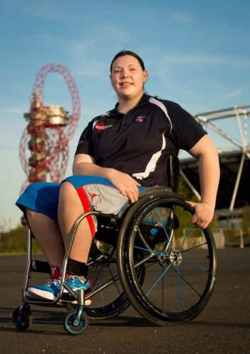 Strong Women: 'Disabled people are only told what they can't do - sport changed that'