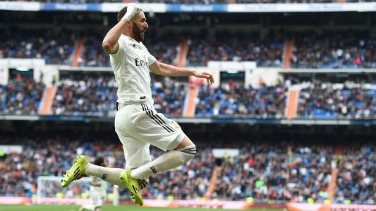 Real Madrid's Zidane: Benzema is 'best No. 9 in world'