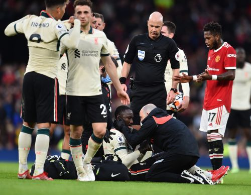 Liverpool provide fresh Naby Keita fitness update after Paul Pogba challenge in win over Manchester United