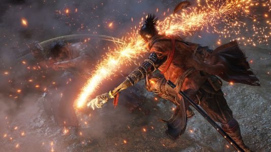 Sekiro patch lands later today