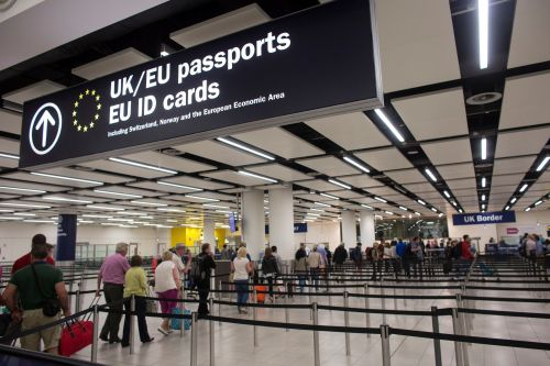 British travellers to EU will need a passport stamp under no-deal Brexit