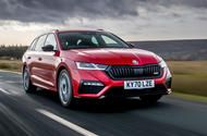Skoda Octavia vRS Estate 2020 UK review