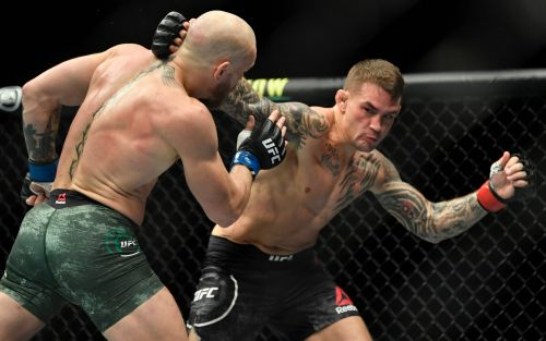 Dustin Poirier beats Conor McGregor with second-round stoppage
