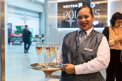 The amenities you love best about airline lounges will change forever because of the pandemic