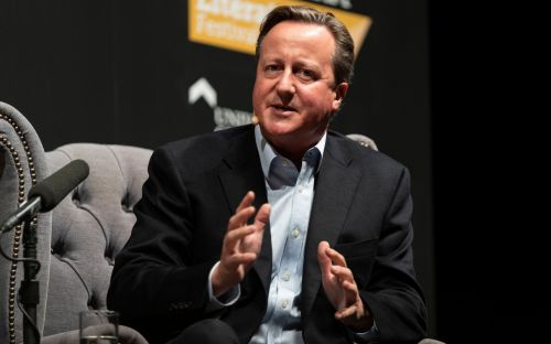 David Cameron breaks silence on Greensill lobbying row