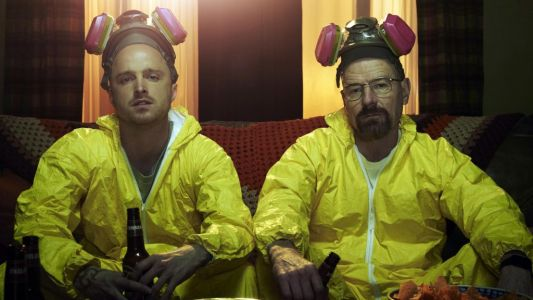 Breaking Bad movie has already finished filming, confirms Bob Odenkirk