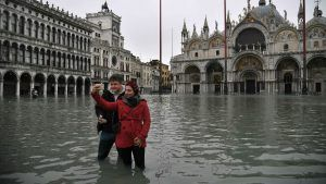Venice is underwater from flooding and the pictures will shock you