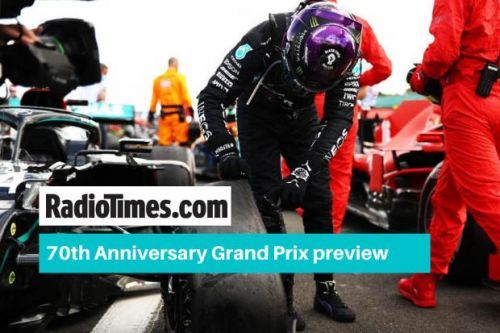 What time is the 70th Anniversary Grand Prix? How to watch on TV and live stream