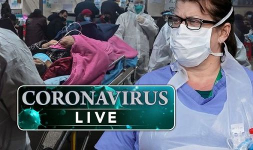 Coronavirus map LIVE: Death toll WORSE than predicted - UK faces worse fate than Wuhan