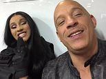 Cardi B joins Vin Diesel in Fast & Furious 9 following her acting debut in Hustlers