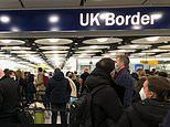 Travellers returning to the UK blast long queues at Heathrow on another day of chaos