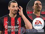 EA Sports hit back at Zlatan Ibrahimovic's claims they 'stole' his image