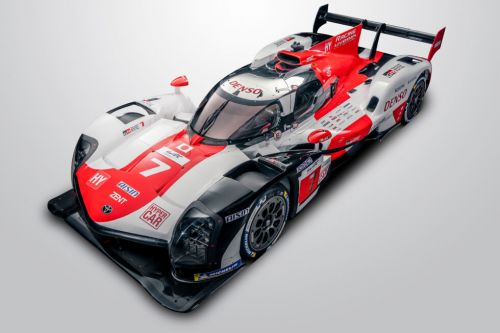Toyota wants to win Le Mans with its new GR010 hybrid prototype