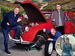 Top Gear's Highland Fling! This series is full of surprises