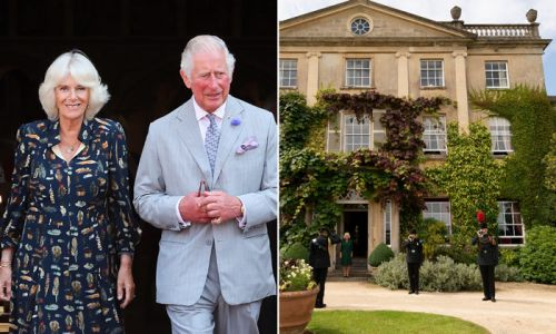 Duchess Camilla gives glimpse into life at Highgrove House with Prince Charles
