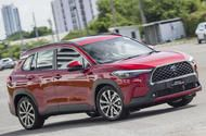New Toyota Corolla Cross compact SUV unveiled in Thailand