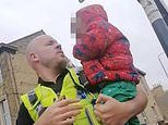 Crying toddler is found wandering the streets of Hull alone asking where he lives by passer-by