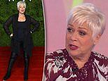Denise Welch reveals she had 42-hour labour with no pain relief in private hospital