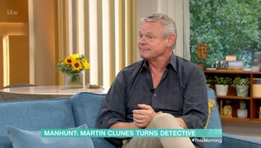 Phillip Schofield Forced To Apologise After Martin Clunes Swears Three Times In 10 Minutes