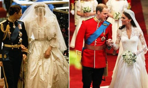 Kate Middleton: Bizarre coincidences - when Kate matched mother-in-law Princess Diana