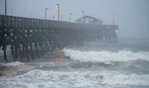 'Prepare to protect life': Hurricane Isaias makes landfall on US east coast