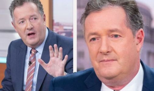 Piers Morgan staying at GMB until at least 2021 saying 'I don't care' about complaints