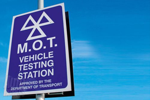 All MoT tests in Northern Ireland suspended over safety concerns