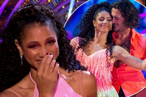 Strictly's Vick Hope makes harsh dig at partner Graziano Di Prima as pro dancers slam his choreography