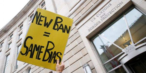 Trump confirms he'll expand the travel ban to 7 additional countries, including Sudan and Nigeria