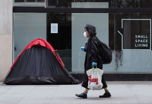 Foreign rough sleepers could be deported from UK post-Brexit