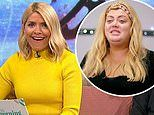 Gemma Collins missing at end of Dancing On Ice after telling Kem Cetinay she was 'bored and had gone home' - as Holly and Phil scold her for being late to dress rehearsal