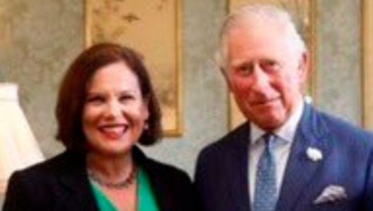 Prince Charles wrote letter wishing me speedy recovery, says Mary Lou McDonald