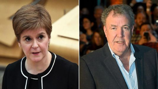 Jeremy Clarkson blasts Nicola Sturgeon over Scotland Covid restrictions when filming The Grand Tour