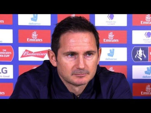 """""""He was the best player on the pitch"""" - Frank Lampard gives immense praise to wonderkid"""