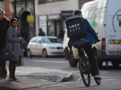Delivery Giant Uber Eats Wants to Buy Delivery Juggernaut Deliveroo