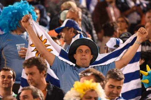 World Cup 2018: What time is Group A fixtureUruguay v Russia on TV? What channel's it on? When's kick off?